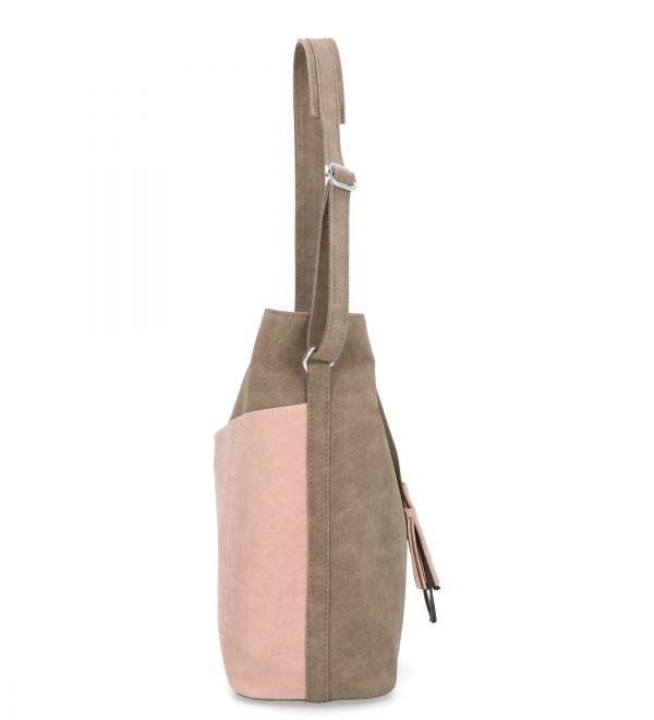 karen torebka brązowa pojemna