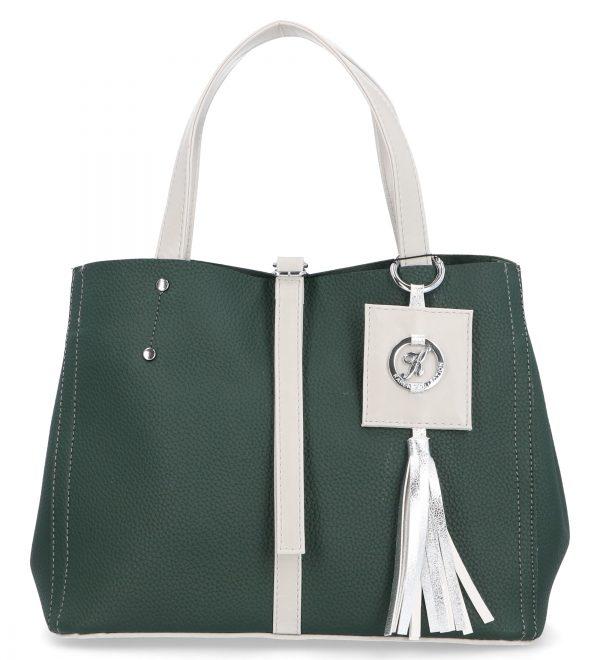 okolicznościowa torebka karen zielona