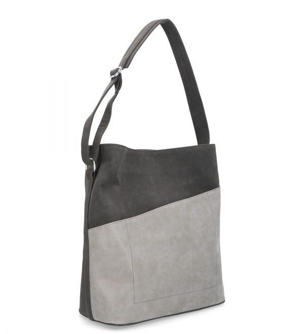 torebka na ramię karen szara