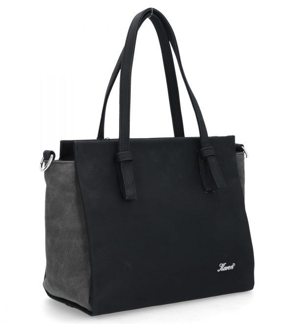 torebka czarna karen klasyczna