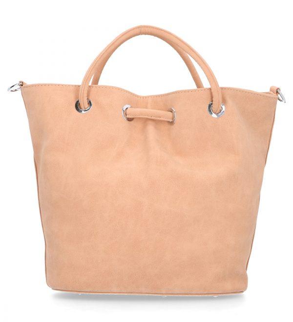 torebka karen różowa