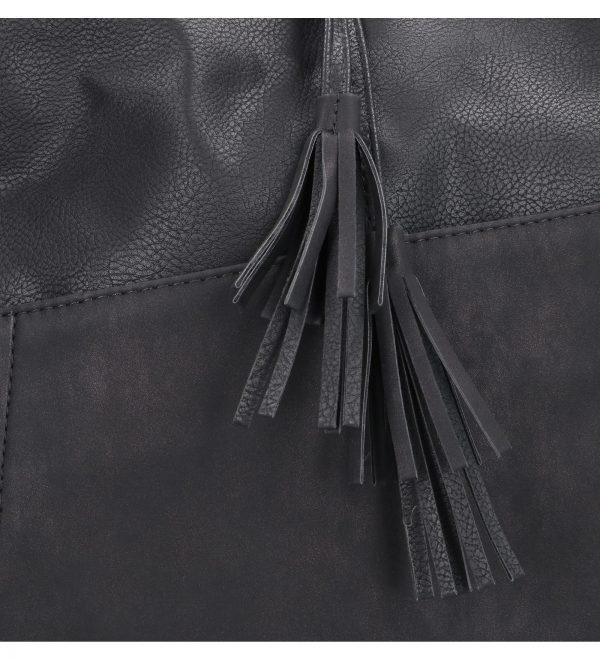chwosty torebka czarna karen