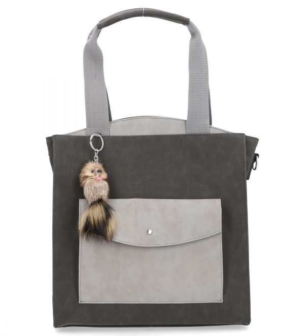 duża torebka karen siwa z zawieszką