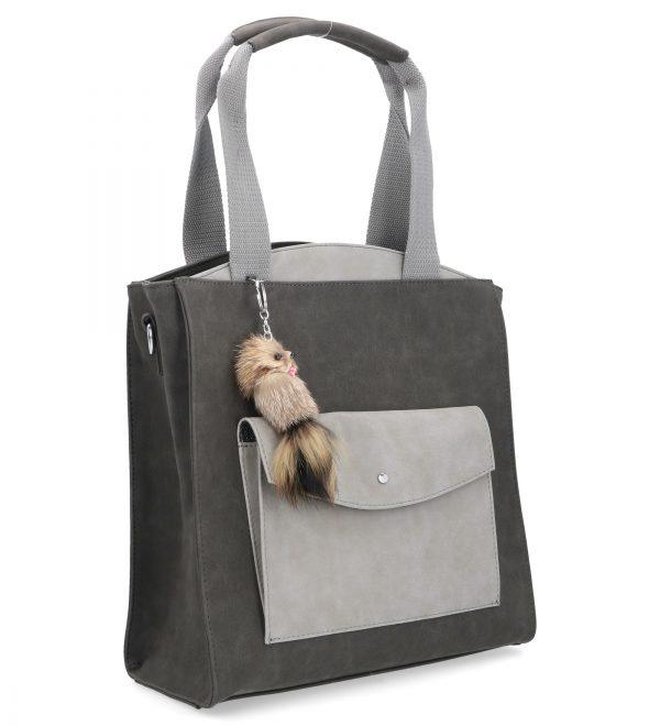 karen torba siwa z przewieszką