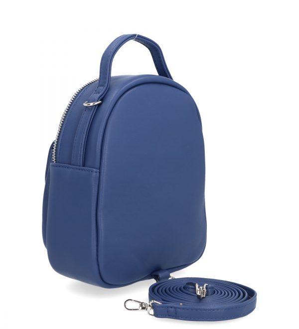 kobaltowy plecak karen