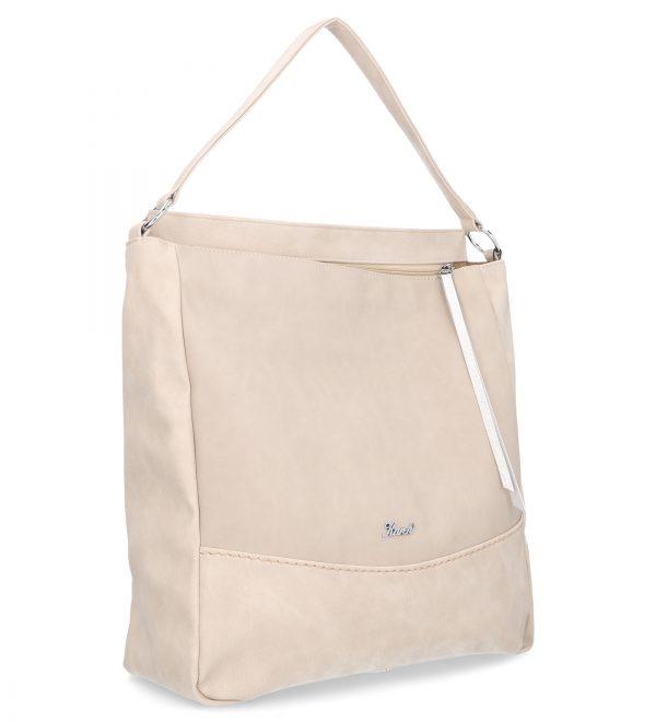 torebka oversize beżowa karen