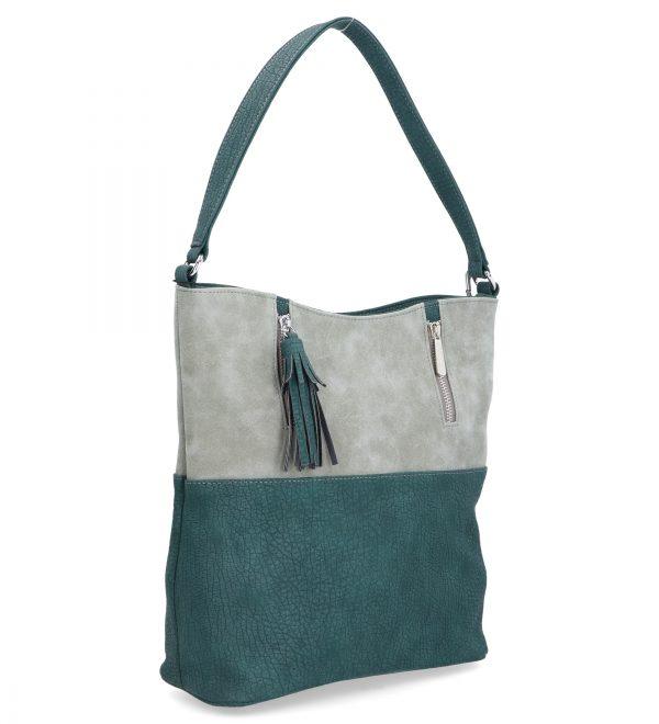 seldynowa torebka karen