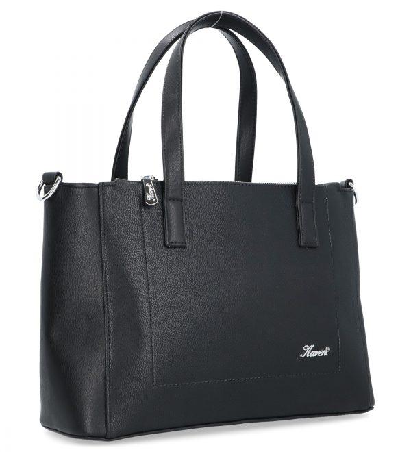 klasyczna mała torebka czarna