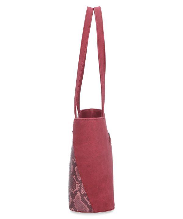 smukła torba tatiana bordowa karen