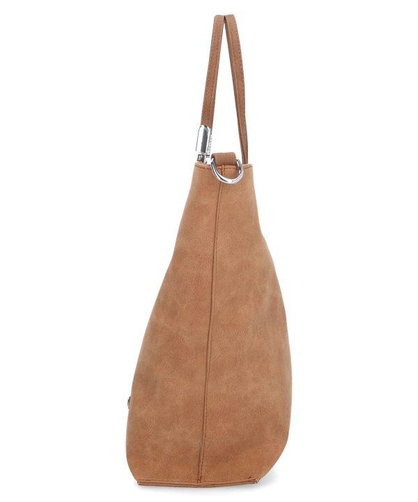 szczególna torebka karen brązowa