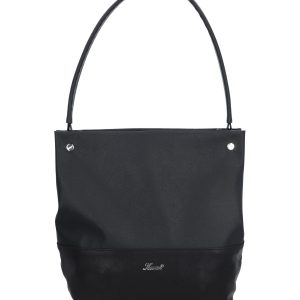 czarna torebka karen santa