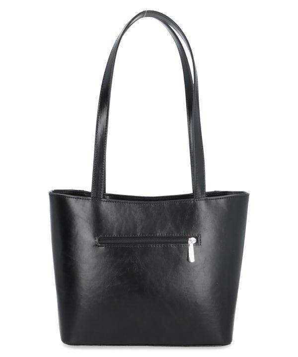 lekka torebka czarna mała karen