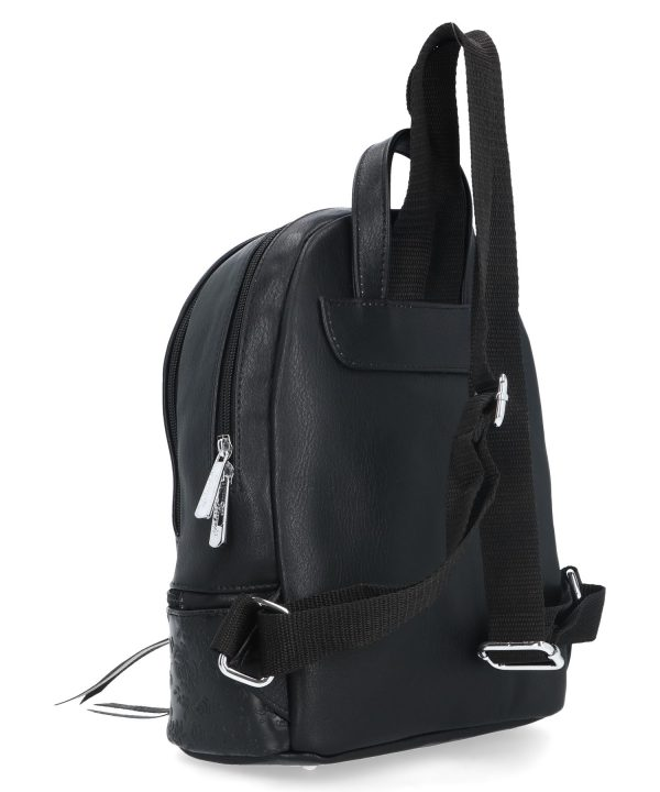 plecak karen czarny z regulacją milton