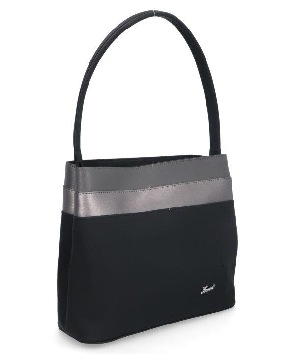 harmonijna torba karen czarna
