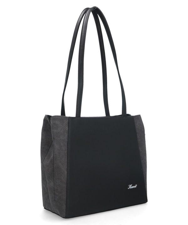 proporcjonalna torebka karen czarna