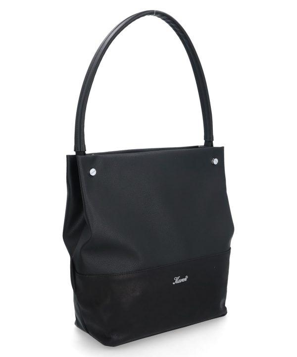 wygodna torebka casualowa karen czarna