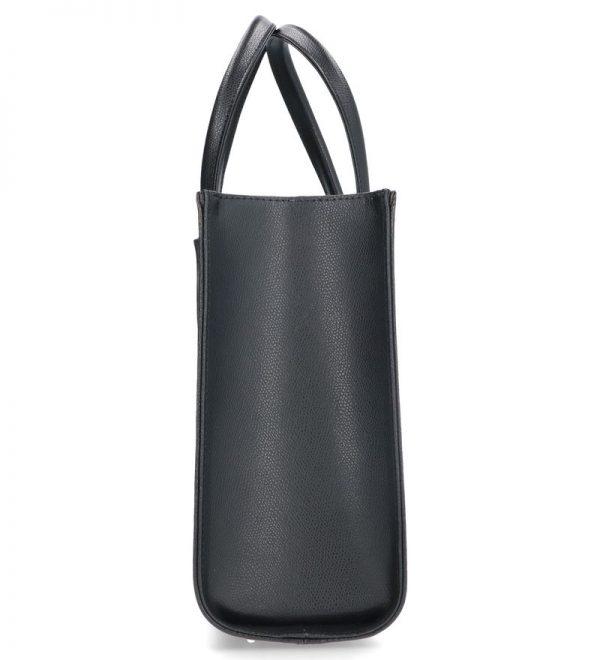 wygodna elegancka torba damska ze skóry naturalenj karen