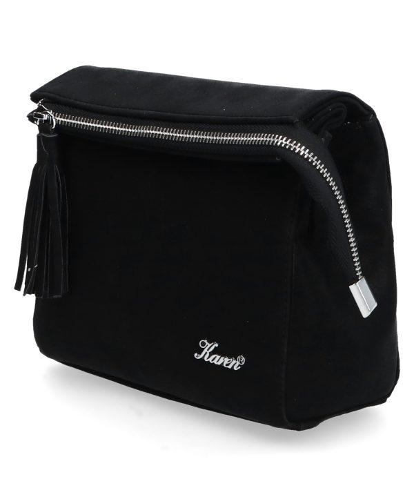 mała torebka zamszowa karen