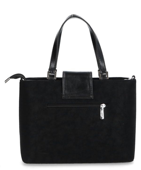elegancki kuferek czarny karen