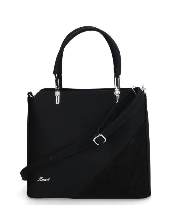torebka klasyczna medium z paskiem karen
