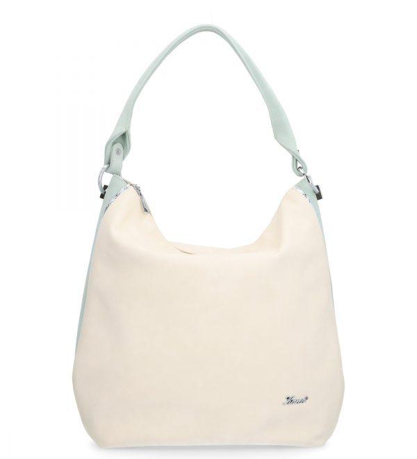 torebka biała oversize karen
