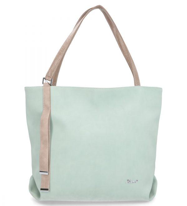 turkusowa torebka karen damska