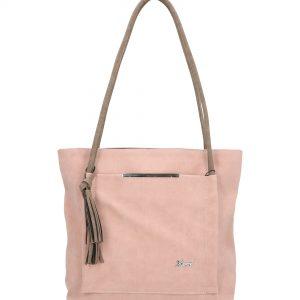 różowa torebka oradea damska karen