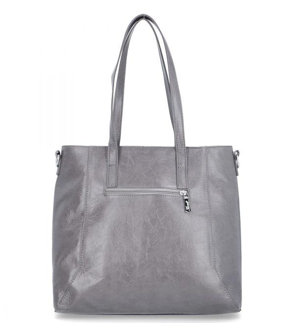 karen torebka klasyczna szara