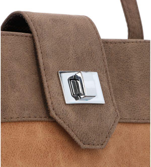 obrotowy guzik torebki karen
