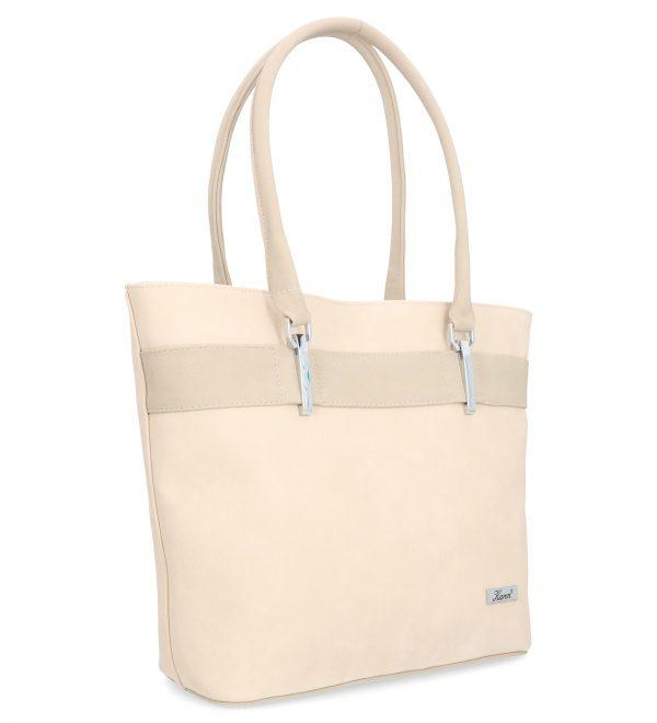 stabilna torebka beżowa gerda karen