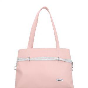 różowa torebka samanta
