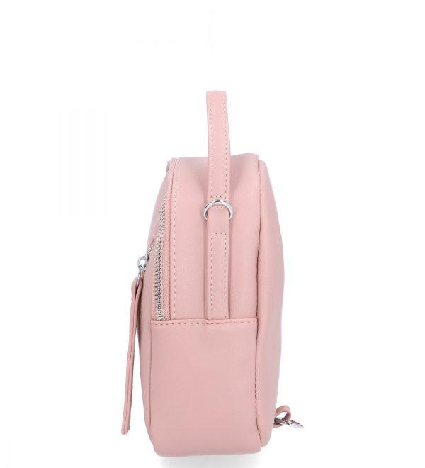 liliowy plecak karen