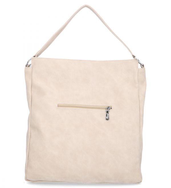 karen torebka beżowa oversize