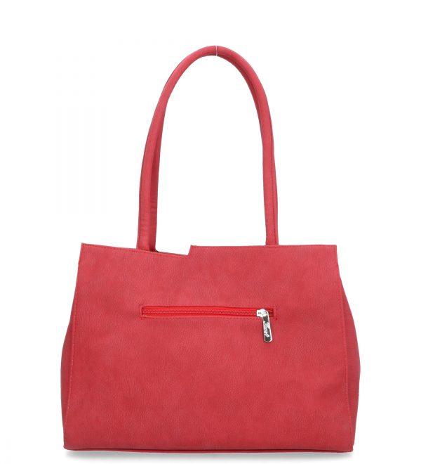 czerwona torebka karen Gryzelda