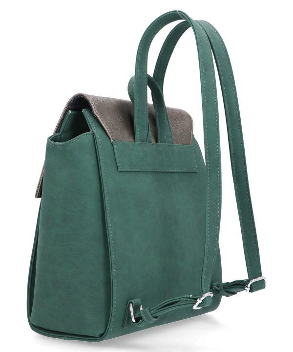 wygodny zielony plecak karen