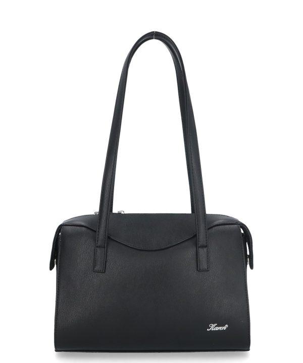czarna torebka karen Tina