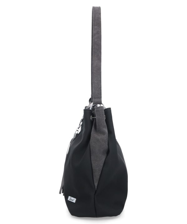 torebka markiza karen czarna