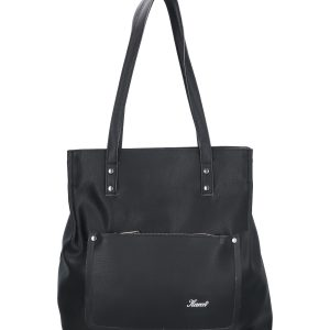 czarna torebka zejnep karen
