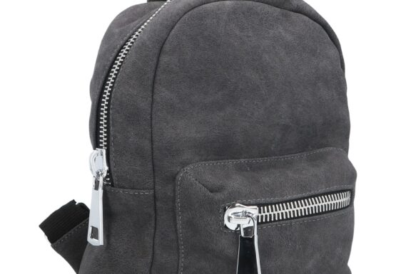 zgrabny plecak damski karen z kieszonką