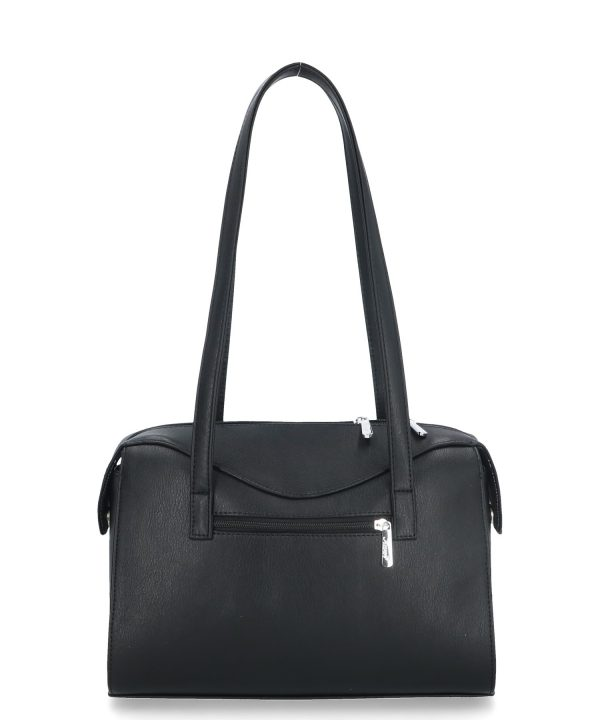 jednokomorowa torebka karen czarna
