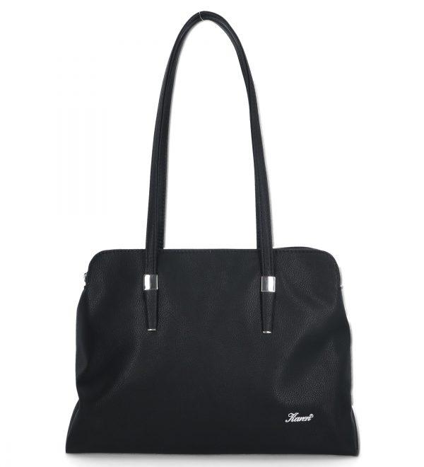 klasyczna torebka karen emi czarna