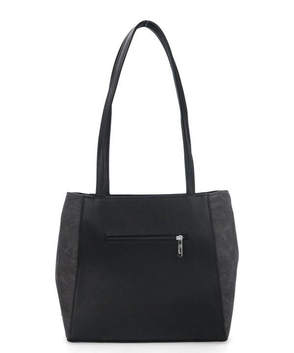 poręczna torebka karen czarna