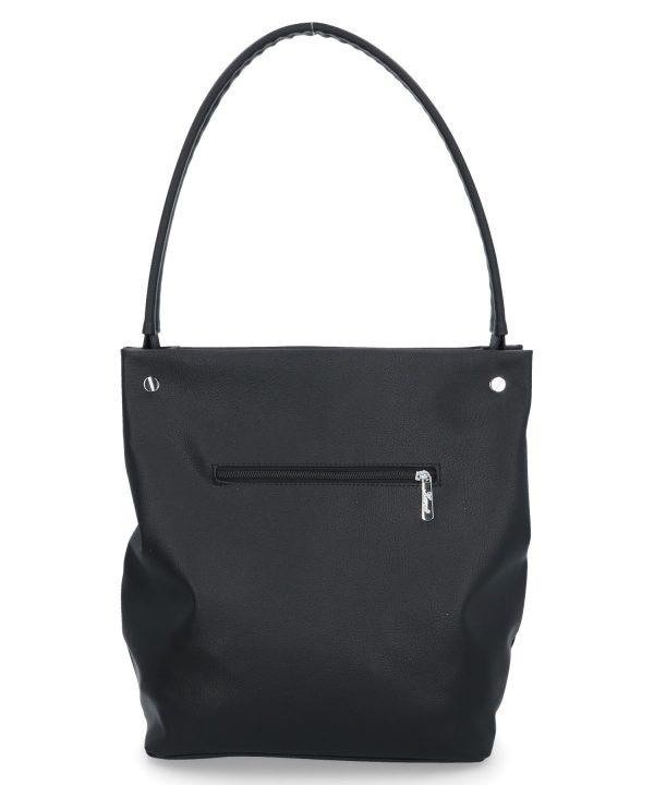 torebka karen na ramię czarna