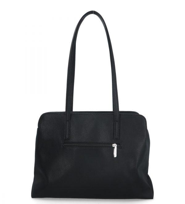 wielokomorowa torebka karen czarna