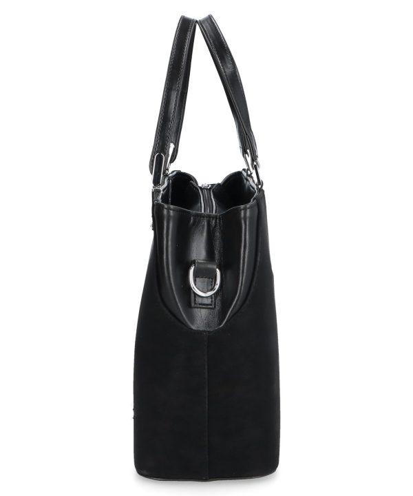 torebka na pasku mała Nina czarna karen